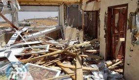 الاحتلال يجبر عائلة مقدسية على هدم أجزاء من منزلها