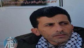 *الاسير سامي جنازرة المضرب عن الطعام لليوم الثالث عشر على التوالي.. يرزق بطفله الرابع (محمد)*