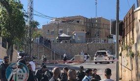 إصابة شاب برصاص الاحتلال في القدس المحتلة