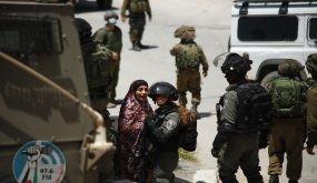 الاحتلال يواصل محاصرة يعبد ويعتقل 12 مواطنا ويسرق نقودا ومصاغا ذهبيا .