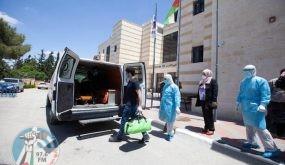 غزة: ثلاث اصابات جديدة بكورونا ليرتفع العدد الى61 اصابة