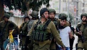الاحتلال يشن حملة اعتقالات في الضفة طالت (27) مواطناً بينهم اسرى محررون .