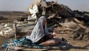 """الاحتلال يهدم """"بركسا"""" لتربية الماشية وخيمة شرق بيت لحم"""