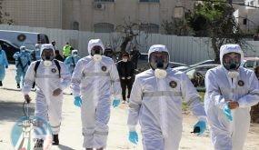 الكيلة: تسجيل 8 إصابات جديدة بكورونا في الخليل وغزة