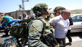 الاحتلال يعتقل مواطنين إثنين من بلدة يعبد