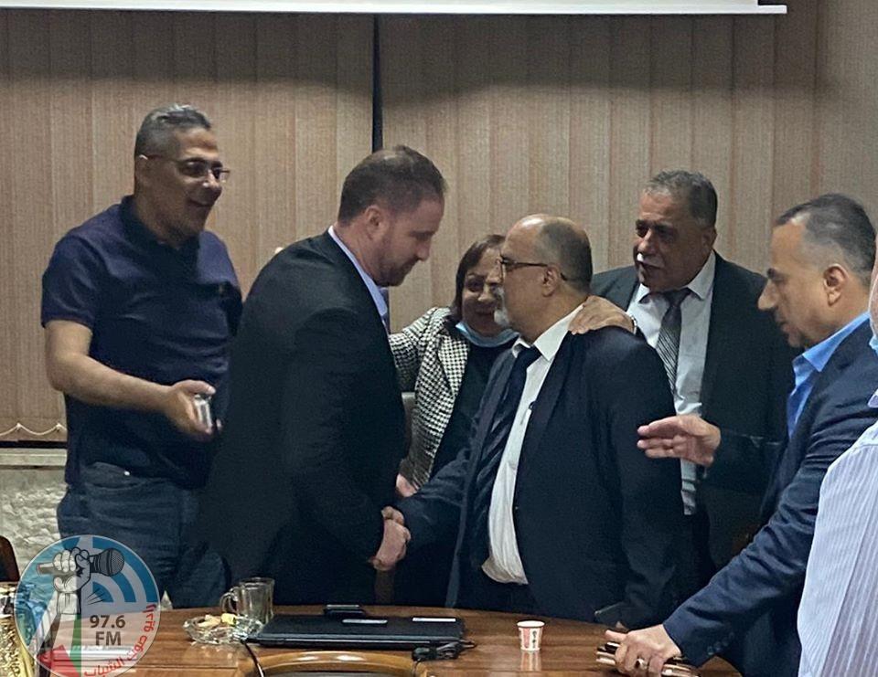 بيان للصحة : ما حدث نقاش بين زميلين خلال اجتماع داخل مجمع فلسطين الطبي تم إنهاؤه في النقابة