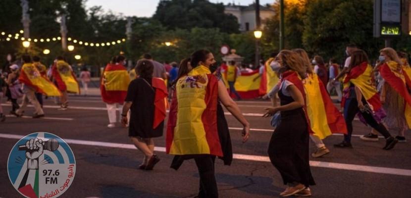 """إسبانيا.. """"تمديد إستثنائي"""" للطوارئ وسط احتجاجات شعبية"""