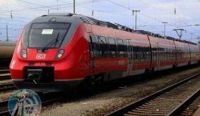 اسرائيل تقرر استئناف حركة القطارات بشكل منتظم
