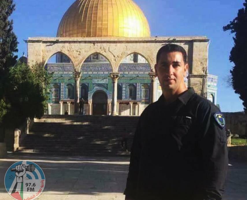 الاحتلال يبعد حارسا عن المسجد الأقصى 6 أشهر