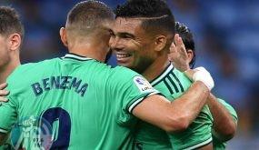 ريال مدريد يواصل انتصاراته و يعود من برشلونة متصدّراً