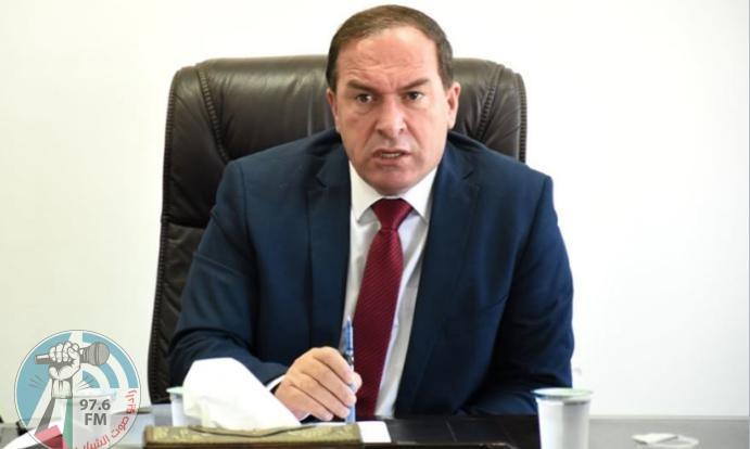 المحافظ كميل يستنكر اقدام سلطات الاحتلال اعدام ما يزيد عن 200شجرة زيتون معمرة في ياسوف