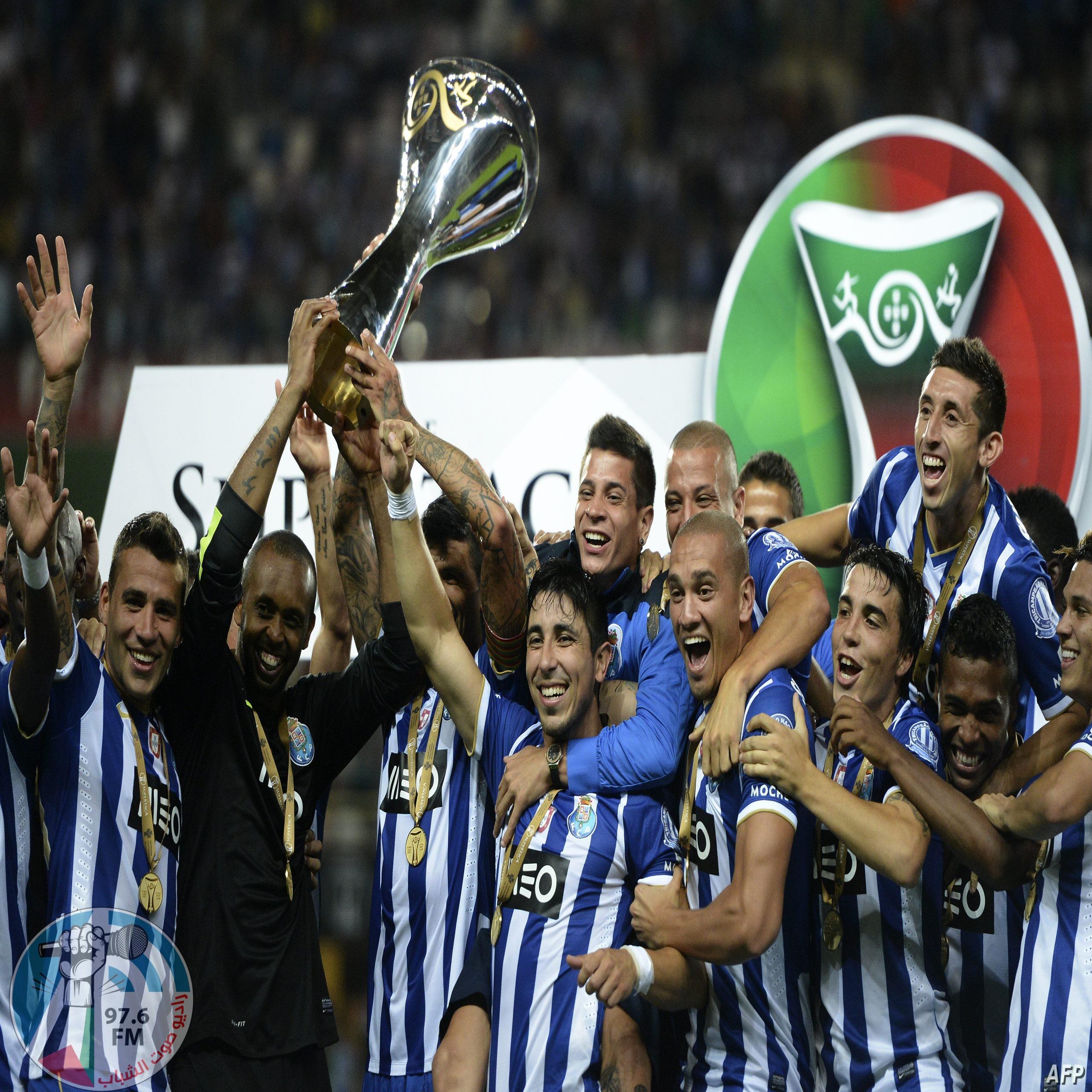 بورتو يحسم بطولة الدوري البرتغالي للمرة 29 - عالم الرياضة ...