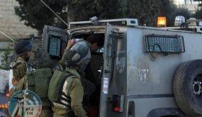 الاحتلال يعتقل خمسة مواطنين من بلدة العيسوية