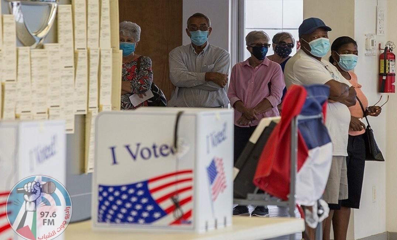 """10 ملايين أمريكي يدلون بأصواتهم في الانتخابات الرئاسية الامريكية ضمن """"الاقتراع المبكر"""""""