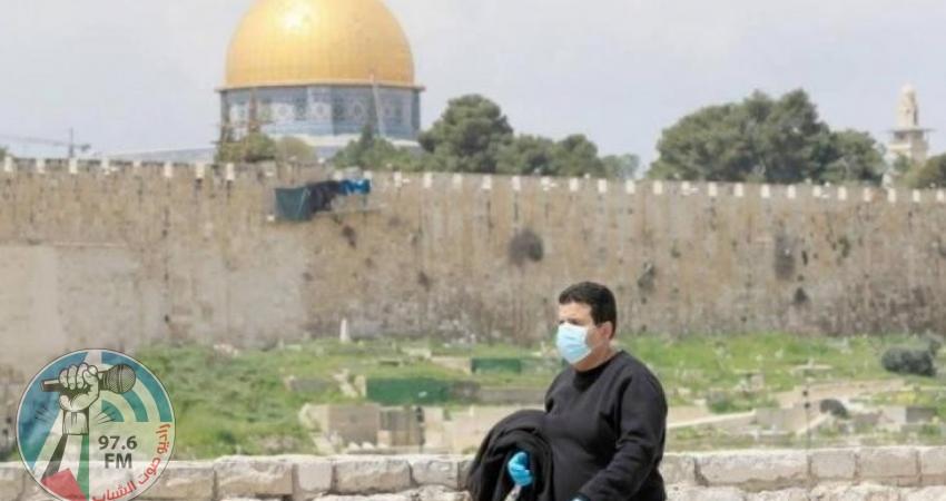 التميمي يحذر من عواقب تصعيد الاحتلال اعتداءاته في القدس