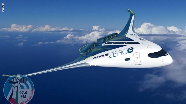 تبدو كمركبة فضائية.. هذه الطائرة قد تغير عالم الطيران إلى الأبد