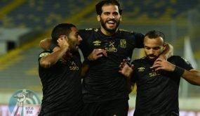 الأهلي المصري يضع قدما في نهائي أبطال إفريقيا بفوز خارجي مستحق على الوداد المغربي