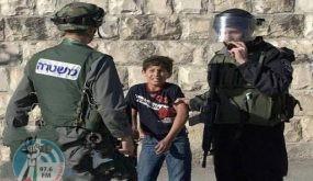 الاحتلال يعتقل 22 مواطنا من الضفة