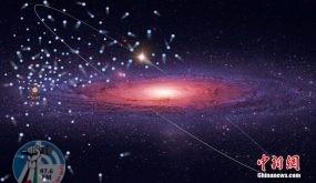 علماء الفلك الصينيون يكتشفون ما يقرب من 600 نجم عالي السرعة