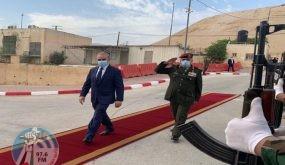 اشتية يزور هيئة التدريب العسكري بأريحا