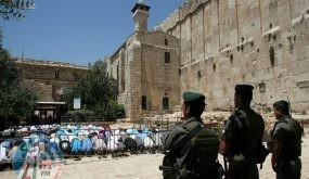الاحتلال يمدد إغلاق الحرم الإبراهيمي لمدة أسبوع