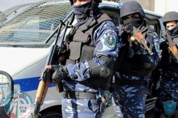 شرطة رام الله تحبط محاولة تهريب مئات الحبوب المخدرة بين محافظات الوطن