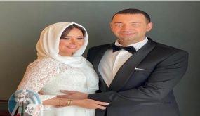 زواج الفنانة حلا شيحة