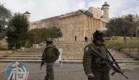 محكمة الاحتلال تصادق على تنفيذ بناء مصعد للمستوطنين في الحرم الإبراهيمي الشريف في الخليل