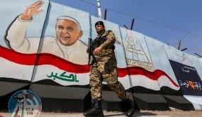 تحضيرات روحية وأمنية تسبق زيارة بابا الفاتيكان للعراق