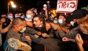 استمرار الاحتجاجات المناهضة لنتنياهو