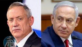 نتنياهو وغانتس مهددان بالاعتقال للتحقيق في جرائم حرب