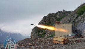استهداف صاروخي لقاعدة عين الأسد في الأنبار