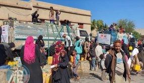 اليمن… نزوح أكثر من 14 ألفا خلال 3 أسابيع