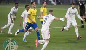 """ريال مدريد يثأر من قادش وينقض على صدارة """"الليغا"""""""