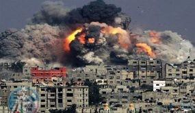 مجزرة ثانية في أقل من 24 ساعة: استشهاد 7 مواطنين من عائلة واحدة في قصف اسرائيلي وسط غزة