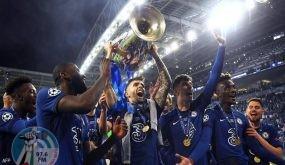تشلسي يحرز لقب دوري أبطال أوروبا للمرة الثانية في تاريخه