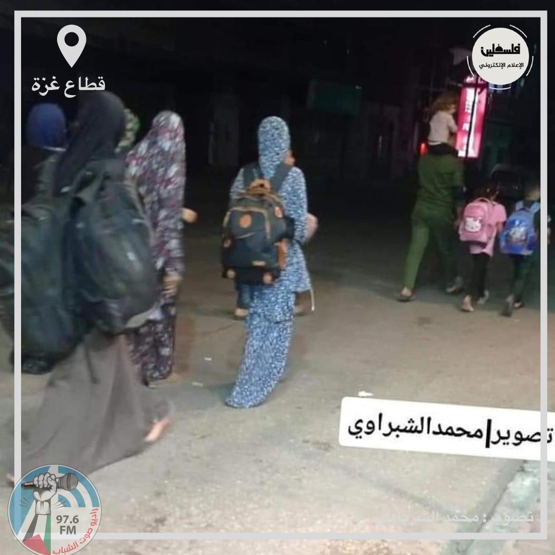 الأمم المتحدة: 10 آلاف غزّي رحلوا عن منازلهم جراء العدوان