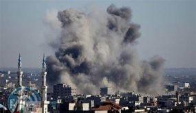 """أبو الغيط يدين القصف الجوي الإسرائيلي على قطاع غزة ويعتبره """"استعراضا بائسا للقوة"""""""