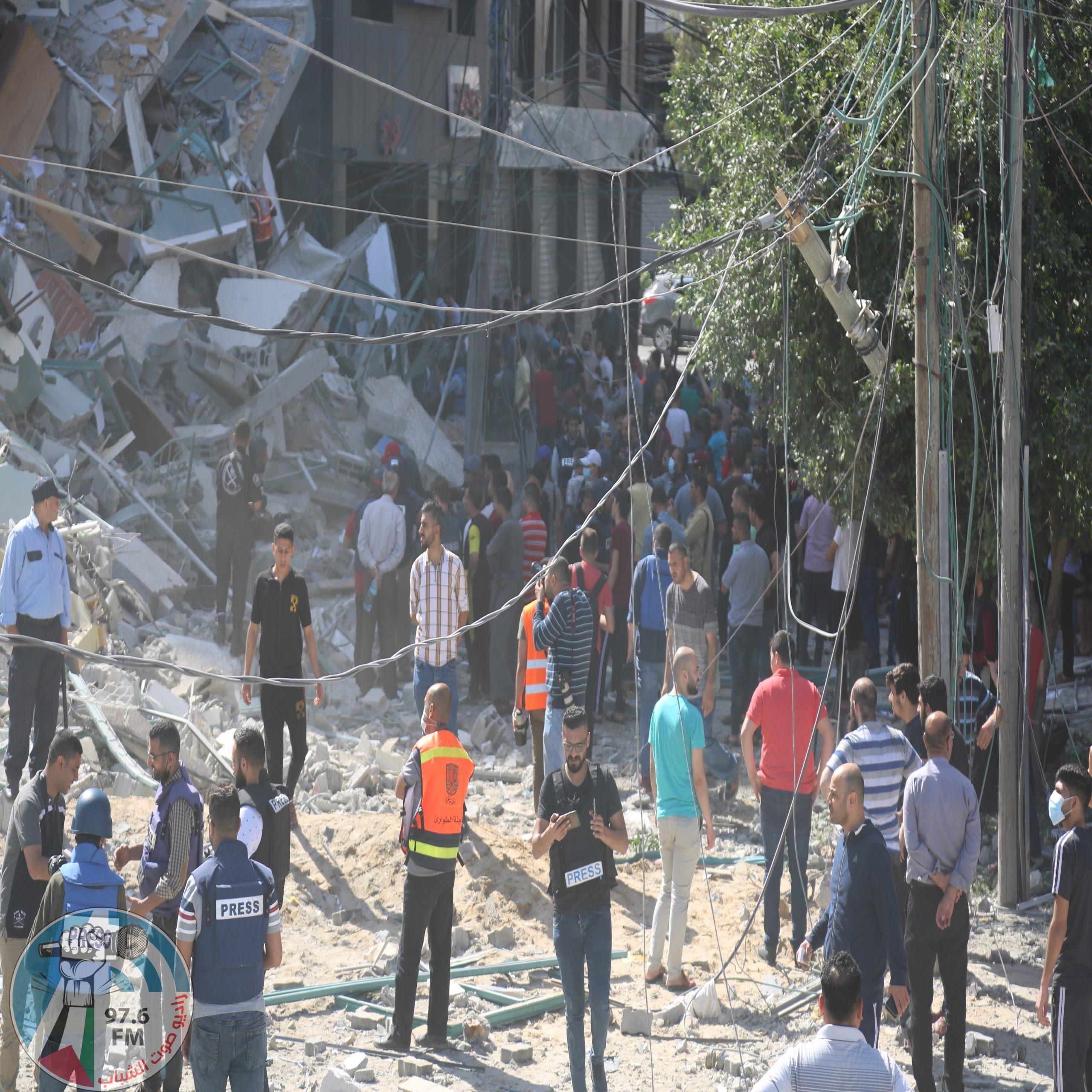 انتشال جثامين 3 شهداء غرب غزة يرفع الحصيلة منذ فجر اليوم إلى 7