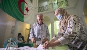 الجزائريون يتوجهون إلى صناديق الاقتراع في أول انتخابات تشريعية بعد استقالة الرئيس السابق عبد العزيز بوتفليقة