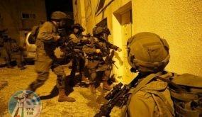 بينهم امين سر فتح : الاحتلال يعتقل 3 شبان من بلدتي اليامون والعرقة غرب جنين