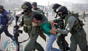 الاحتلال يعتقل ثلاثة مواطنين من محافظة رام الله والبيرة
