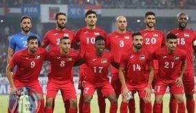 منتخب فلسطين ينتصر على اليمن بثلاثية نظيفة