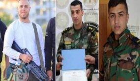 """3 شهداء وإصابة حرجة برصاص """"مستعربين"""" في مدينة جنين"""