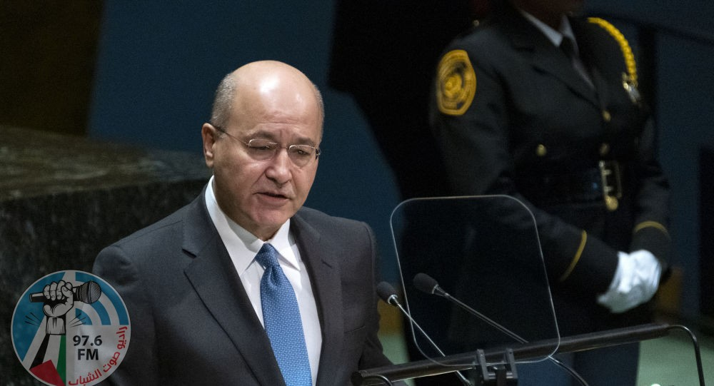مستشار الرئيس العراقي يعلن إنجاز جميع مقترحات تعديل الدستور
