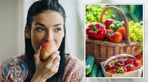 تناول الخضروات والفواكه يقلل احتمال الوفيات المبكرة 30%
