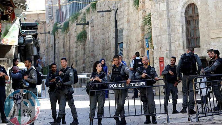 الاحتلال يضيّق على المقدسيين بحجة الأعياد اليهودية