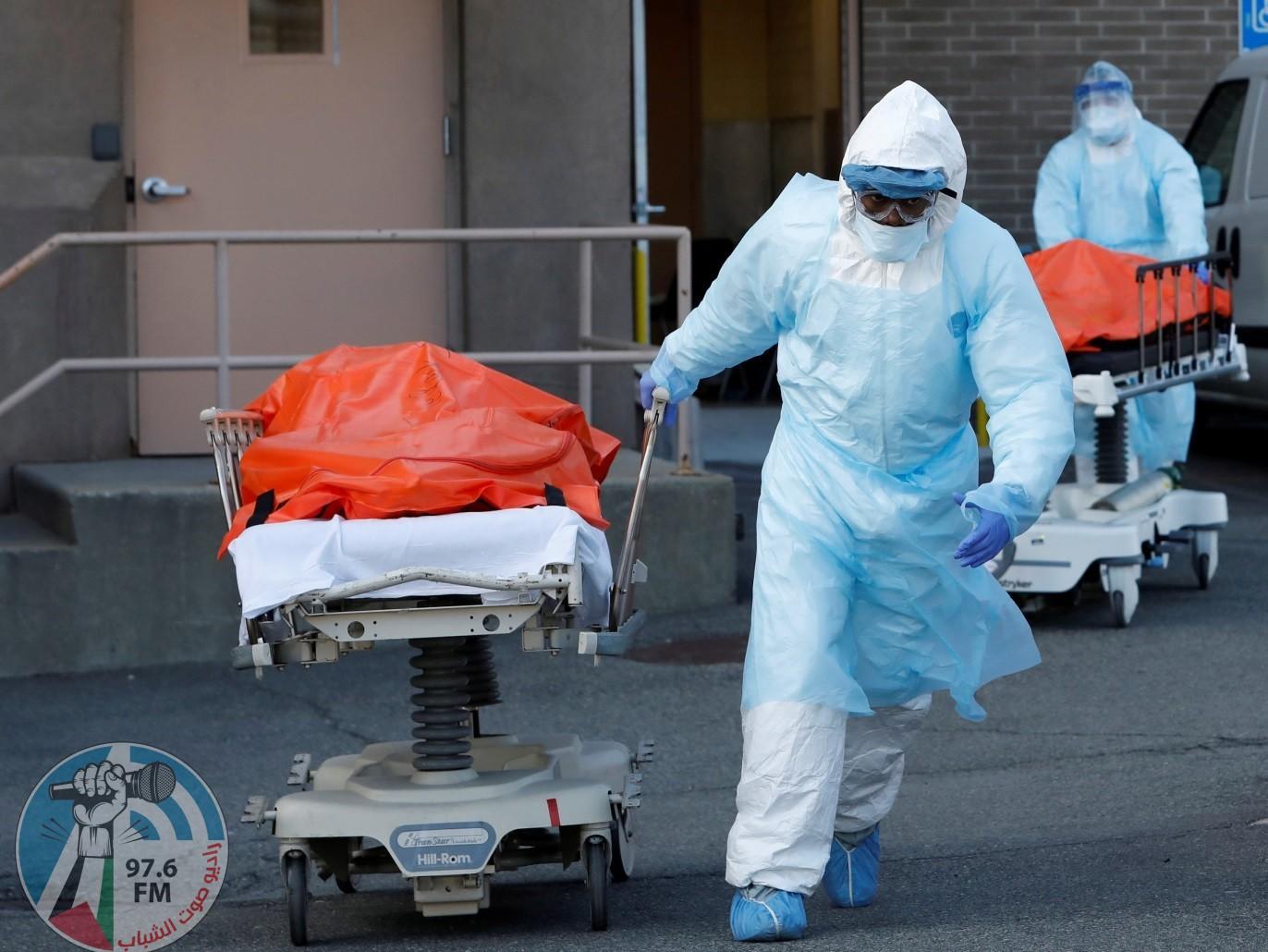 4 ملايين و674 ألف وفاة و227 مليونا و314 ألف إصابة بكورونا في العالم
