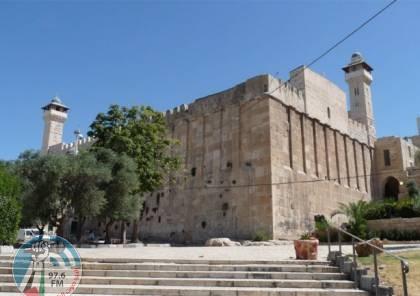 الاحتلال يغلق الحرم الإبراهيمي حتى فجر غد الإثنين