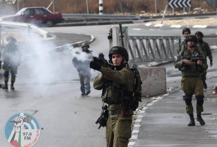 إصابات واعتقالات خلال مواجهات مع الاحتلال في يعبد وكفر دان واليامون